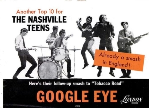 The Nashville Teens -  November 1964